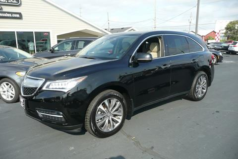 2016 Acura MDX for sale in Sioux City, IA