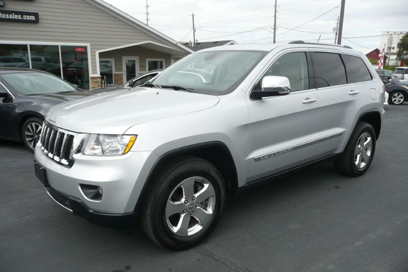 2012 Jeep Grand Cherokee For Sale At Dam Auto Sales In Sioux City IA