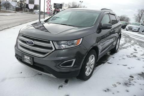Ford Edge For Sale At Dam Auto Sales In Sioux City Ia