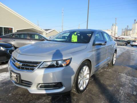 2019 Chevrolet Impala for sale at Dam Auto Sales in Sioux City IA