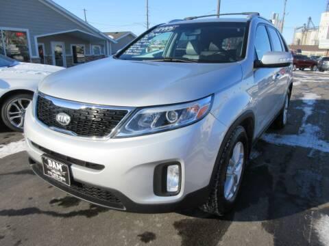2014 Kia Sorento for sale at Dam Auto Sales in Sioux City IA