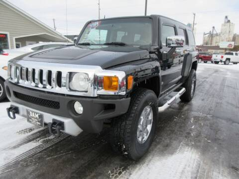 2008 HUMMER H3 for sale at Dam Auto Sales in Sioux City IA