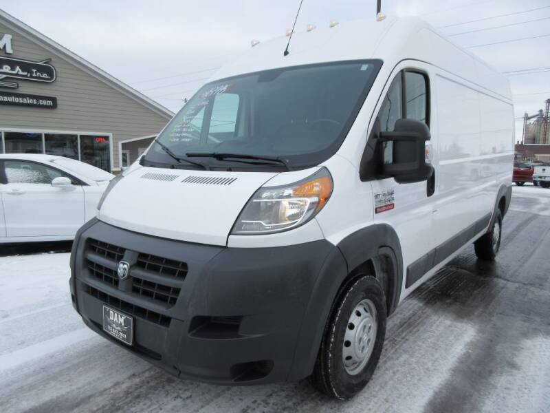 2016 RAM ProMaster Cargo for sale at Dam Auto Sales in Sioux City IA