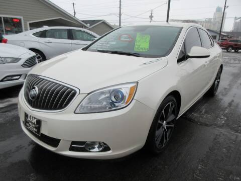 2016 Buick Verano for sale at Dam Auto Sales in Sioux City IA