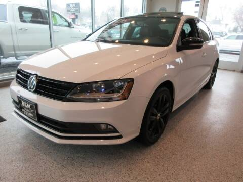 2018 Volkswagen Jetta for sale at Dam Auto Sales in Sioux City IA
