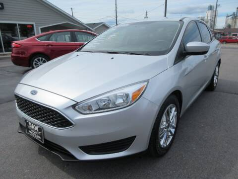 2018 Ford Focus for sale at Dam Auto Sales in Sioux City IA