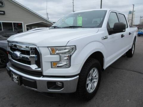 2016 Ford F-150 for sale at Dam Auto Sales in Sioux City IA