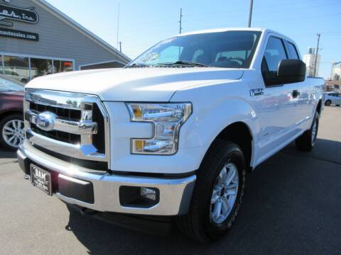 2017 Ford F-150 for sale at Dam Auto Sales in Sioux City IA