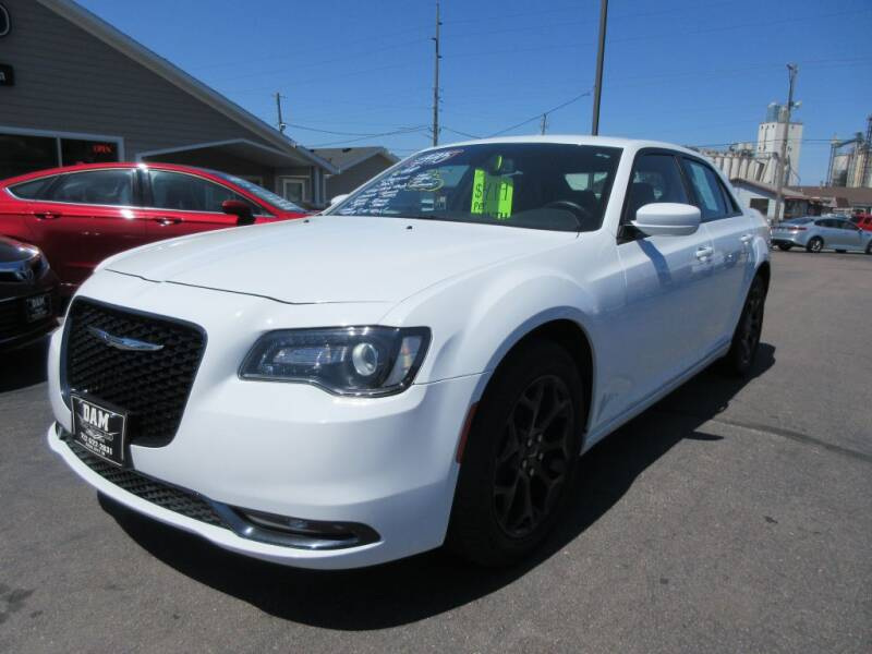 2019 Chrysler 300 for sale at Dam Auto Sales in Sioux City IA