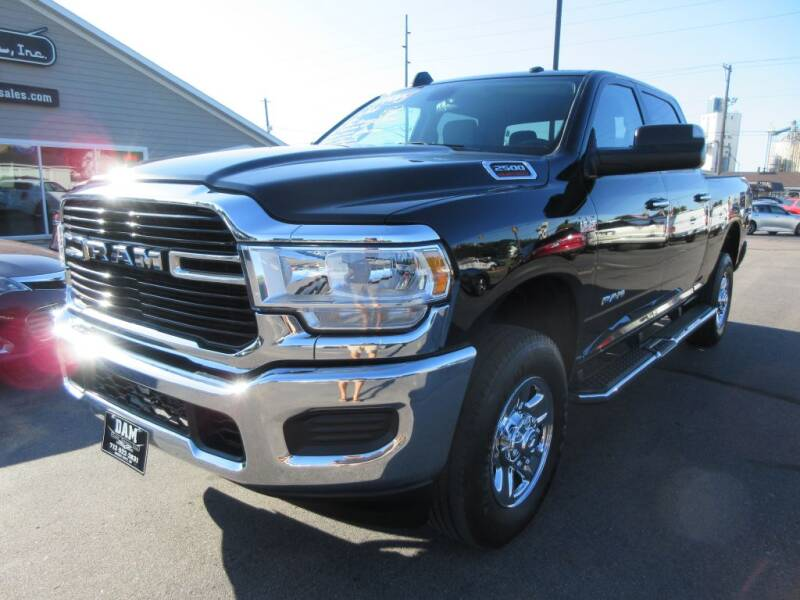 2019 RAM Ram Pickup 2500 for sale at Dam Auto Sales in Sioux City IA