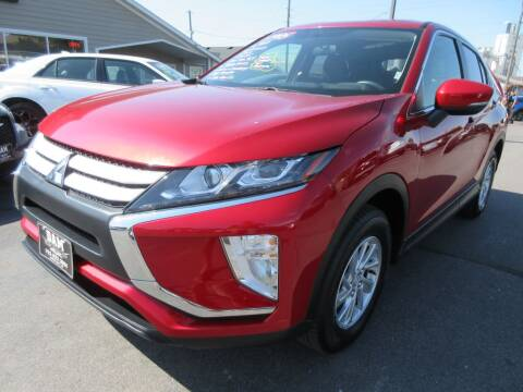 2019 Mitsubishi Eclipse Cross for sale at Dam Auto Sales in Sioux City IA