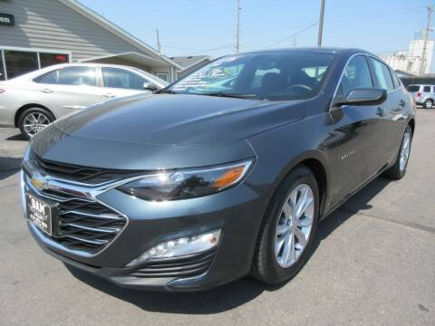 2019 Chevrolet Malibu for sale at Dam Auto Sales in Sioux City IA
