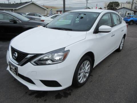 2019 Nissan Sentra for sale at Dam Auto Sales in Sioux City IA