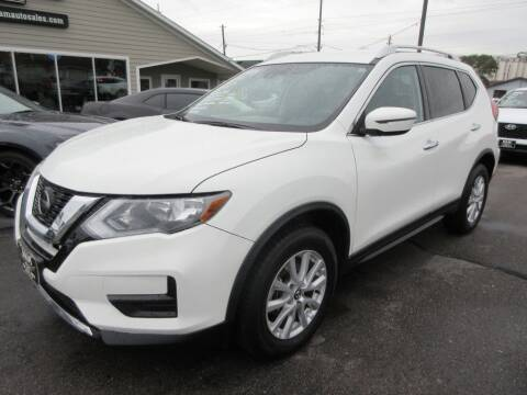 2019 Nissan Rogue for sale at Dam Auto Sales in Sioux City IA