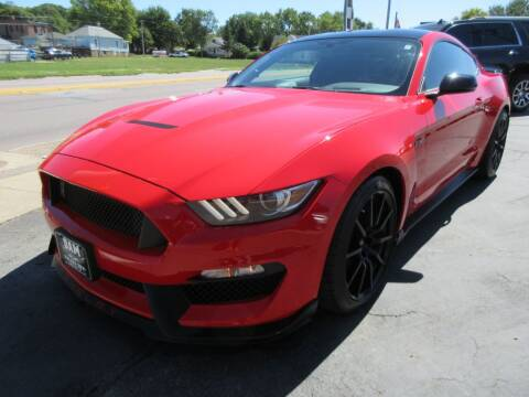 2018 Ford Mustang for sale at Dam Auto Sales in Sioux City IA