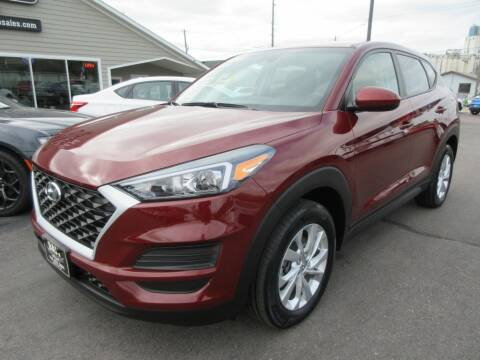 2019 Hyundai Tucson for sale at Dam Auto Sales in Sioux City IA