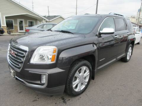2016 GMC Terrain for sale at Dam Auto Sales in Sioux City IA
