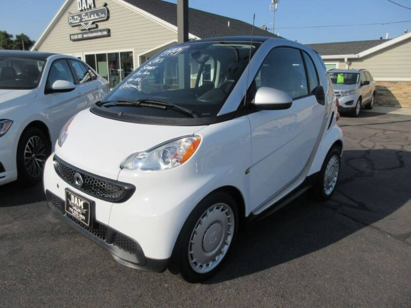 2013 Smart fortwo for sale at Dam Auto Sales in Sioux City IA