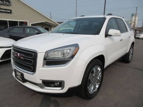 2017 GMC Acadia Limited for sale at Dam Auto Sales in Sioux City IA