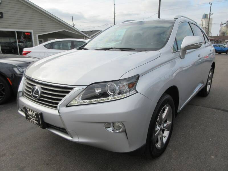 2013 Lexus RX 350 for sale at Dam Auto Sales in Sioux City IA