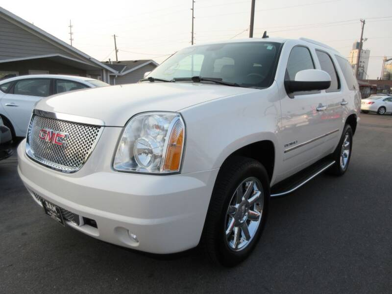 2012 GMC Yukon for sale at Dam Auto Sales in Sioux City IA