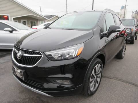 2017 Buick Encore for sale at Dam Auto Sales in Sioux City IA