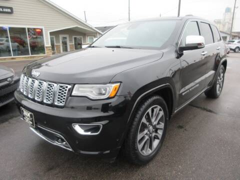2017 Jeep Grand Cherokee for sale at Dam Auto Sales in Sioux City IA
