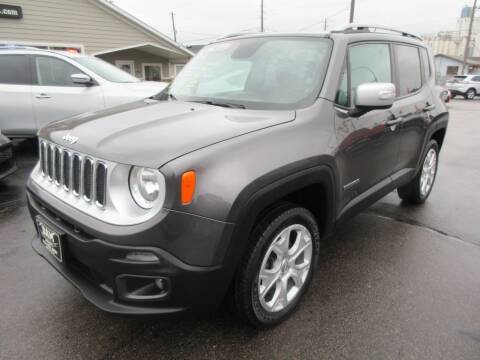 2016 Jeep Renegade for sale at Dam Auto Sales in Sioux City IA