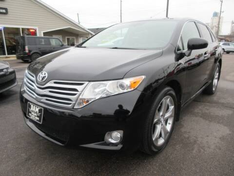 2009 Toyota Venza for sale at Dam Auto Sales in Sioux City IA