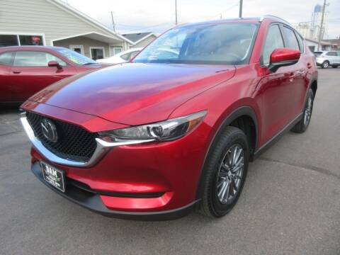 2019 Mazda CX-5 for sale at Dam Auto Sales in Sioux City IA