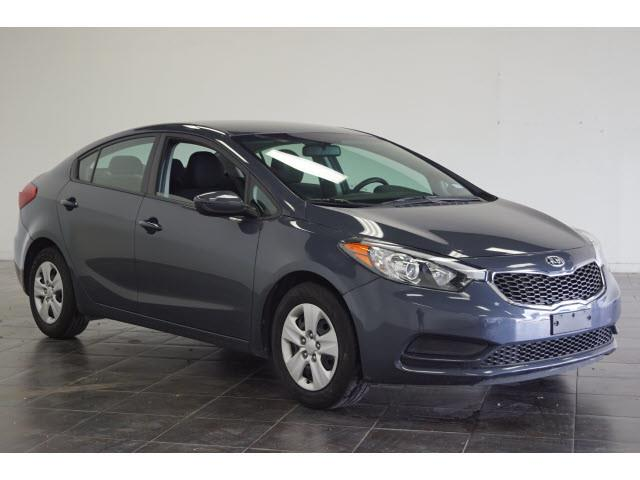 2016 Kia Forte for sale at FREDY'S USED CAR SALES in Houston TX