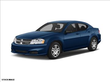 2014 Dodge Avenger for sale at FREDY'S USED CAR SALES in Houston TX