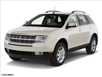 2008 Lincoln MKX for sale at FREDY'S USED CAR SALES in Houston TX
