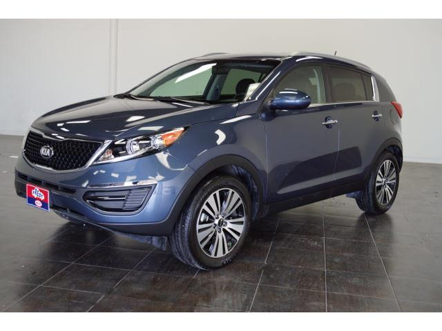 2016 Kia Sportage for sale at FREDY'S USED CAR SALES in Houston TX