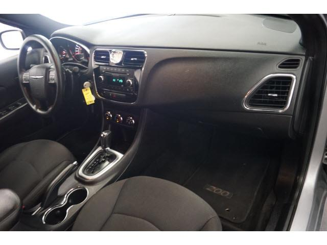 2014 Chrysler 200 for sale at FREDY'S USED CAR SALES in Houston TX