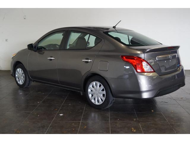 2016 Nissan Versa for sale at FREDY'S USED CAR SALES in Houston TX