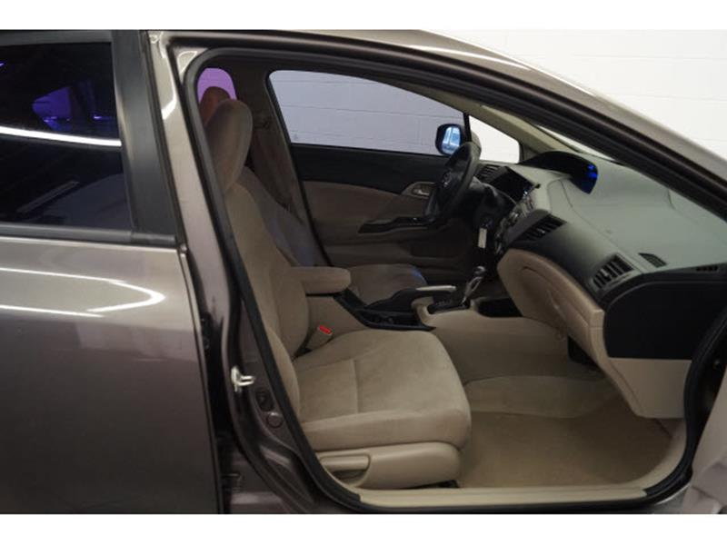 2012 Honda Civic for sale at FREDY'S USED CAR SALES in Houston TX