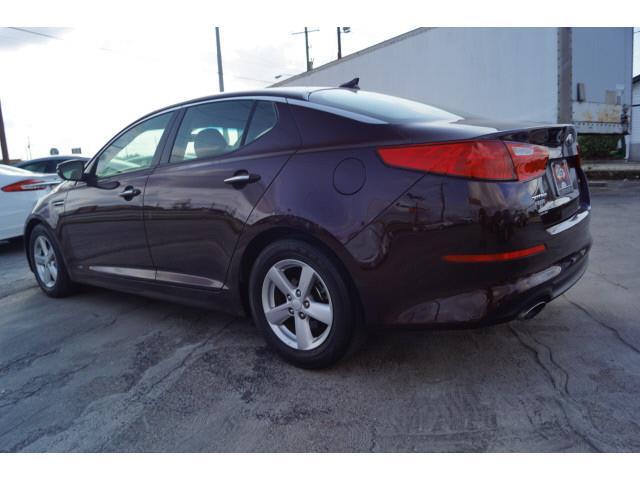 2014 Kia Optima for sale at FREDY'S USED CAR SALES in Houston TX
