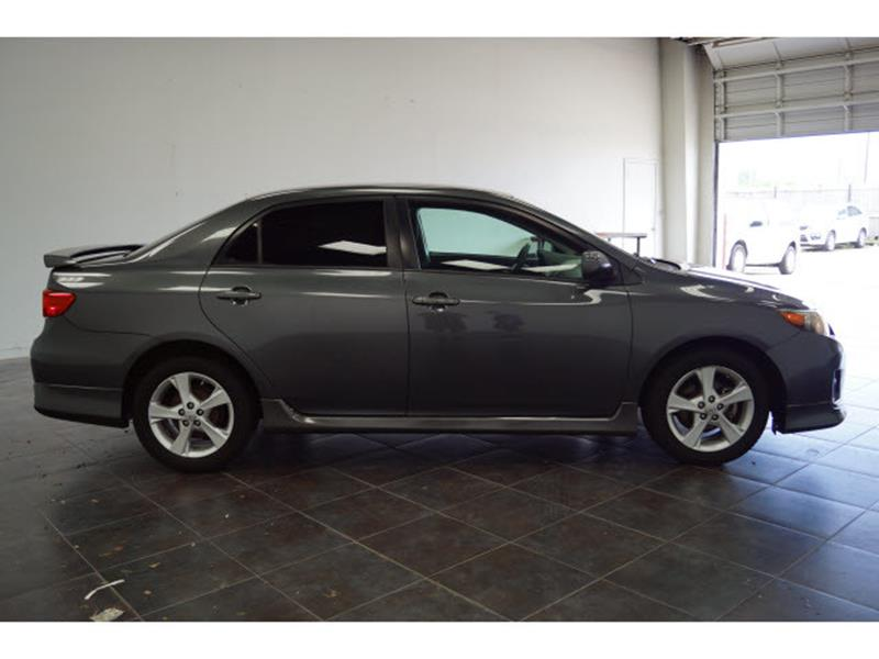 2011 Toyota Corolla for sale at FREDY'S USED CAR SALES in Houston TX