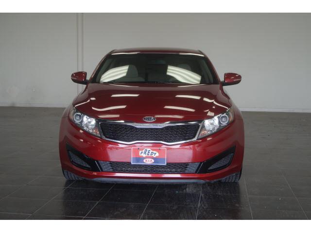 2011 Kia Optima for sale at FREDY'S USED CAR SALES in Houston TX