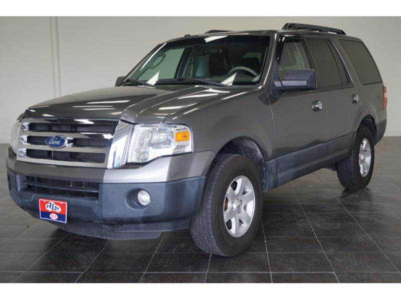 2011 Ford Expedition for sale at FREDY'S USED CAR SALES in Houston TX