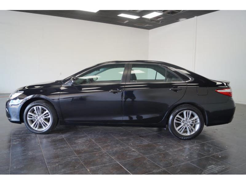 2015 Toyota Camry for sale at FREDY'S USED CAR SALES in Houston TX