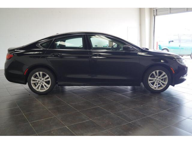 2016 Chrysler 200 for sale at FREDY'S USED CAR SALES in Houston TX