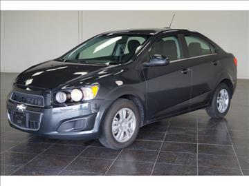 2015 Chevrolet Sonic for sale at FREDY'S USED CAR SALES in Houston TX