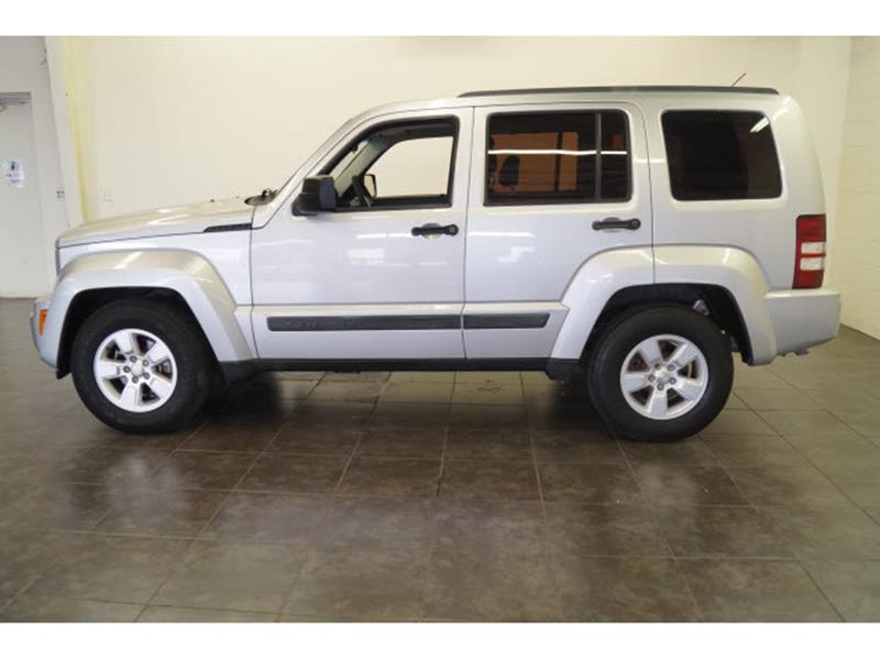 2010 Jeep Liberty for sale at FREDY'S USED CAR SALES in Houston TX
