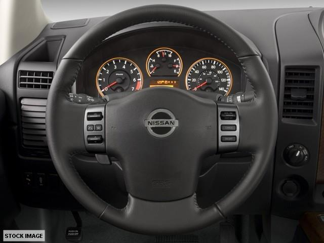 2008 Nissan Titan for sale at FREDY'S USED CAR SALES in Houston TX