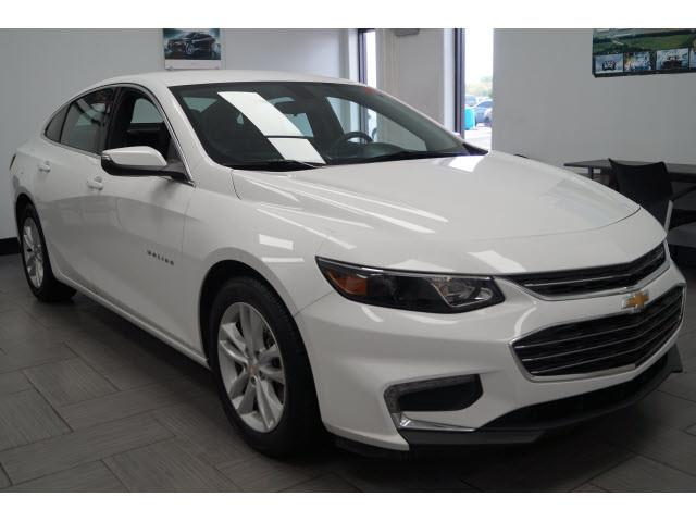 2016 Chevrolet Malibu for sale at FREDY'S USED CAR SALES in Houston TX