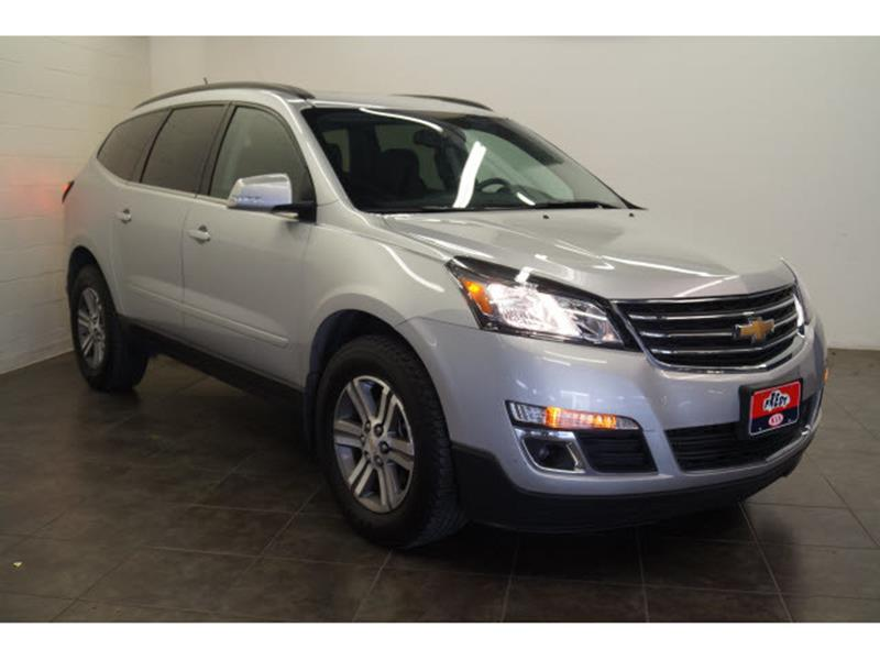 2017 Chevrolet Traverse for sale at FREDY'S USED CAR SALES in Houston TX