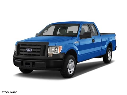 2010 Ford F-150 for sale at FREDY'S USED CAR SALES in Houston TX