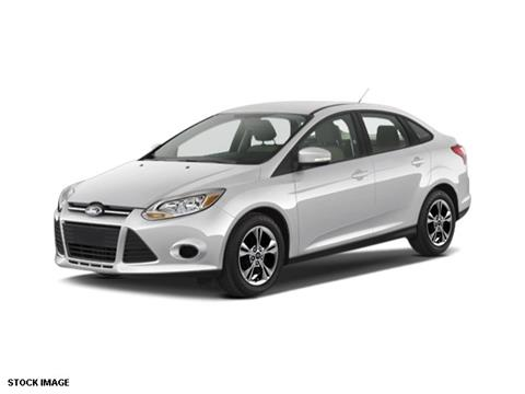 2014 Ford Focus for sale at FREDY'S USED CAR SALES in Houston TX